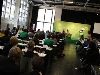 Plenum Grüner Länderrat am 31.5.2014